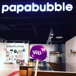 Ouverture d'une nouvelle boutique Papabubble à la Cité des Sciences