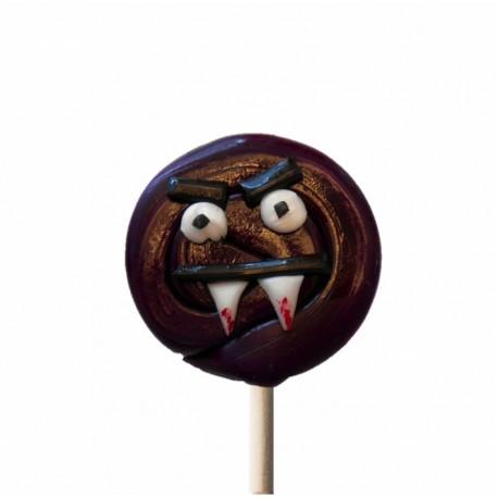 Sucette d'Halloween Vampire - Petite