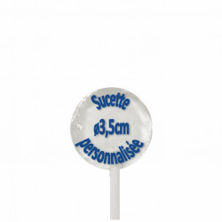 Sucette Perso - 3,5 cm