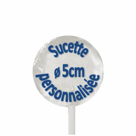 Sucette Perso - 5 cm