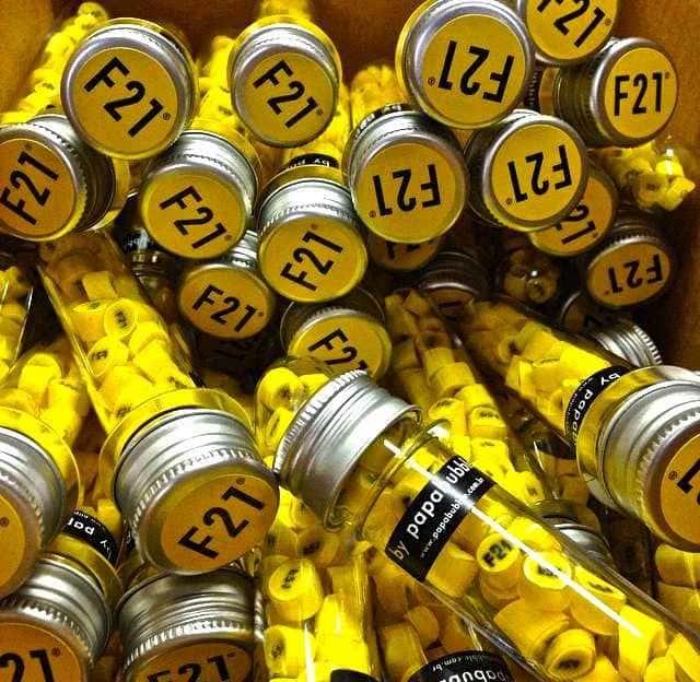 Bonbons personnalisés F21