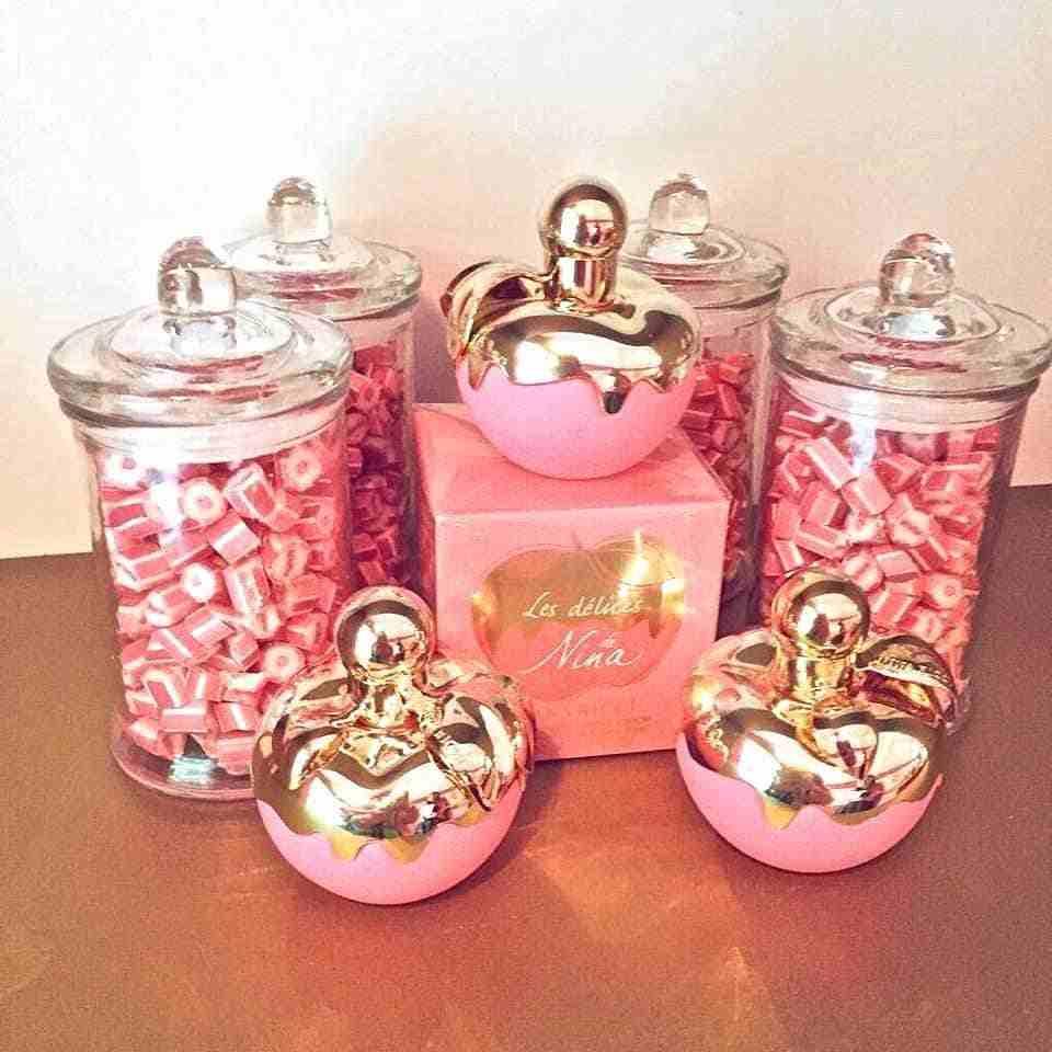 Bonbons personnalisés Nina Ricci