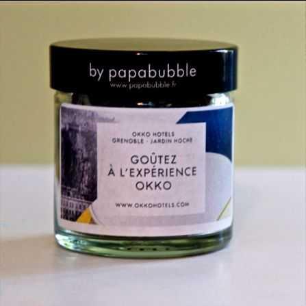 Confiseries personnalisées Okko Hotels