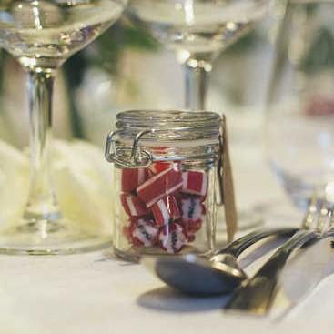 Cadeau invité mariage Bocal 20g